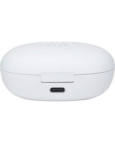 Casti wireless cu microfon JBL - FREE II, TWS, albe - 8