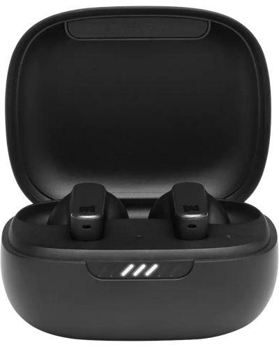 Casti wireless cu microfon JBL - Live Pro+, ANC, TWS, negre - 4