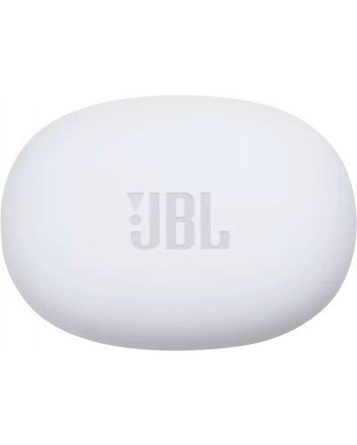 Casti wireless cu microfon JBL - FREE II, TWS, albe - 7