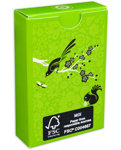 Carti de joc GreenCards - Recycled Playing Cards - 4