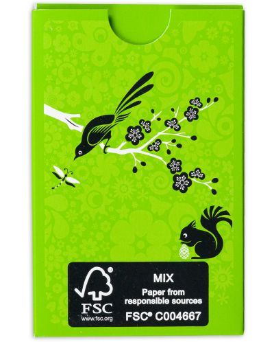 Carti de joc GreenCards - Recycled Playing Cards - 5