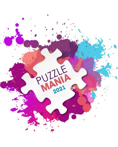 Bilet de participare la prima editie Puzzlemania Romania 2021 - 1