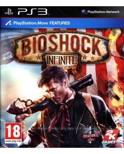 BioShock Infinite (PS3) - 1