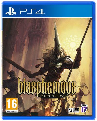 Blasphemous Deluxe Edition (PS4) - 1