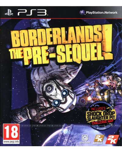 Borderlands The Pre-Sequel (PS3) - 1