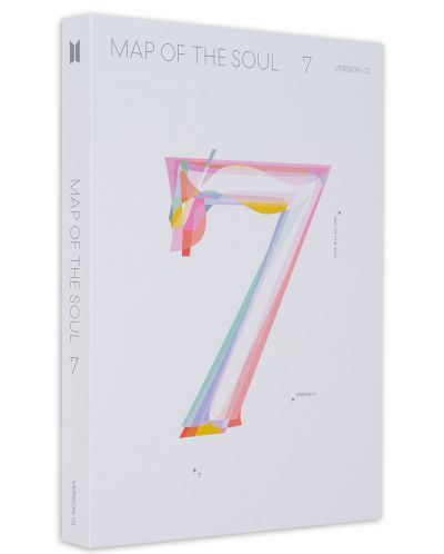 BTS - MAP OF THE SOUL: 7 (CD), sortiment - 2