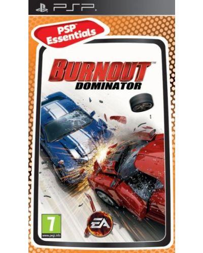 Burnout Dominator (PSP) - 1