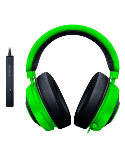 Casti gaming Razer Kraken Tournament Edition - green - 4