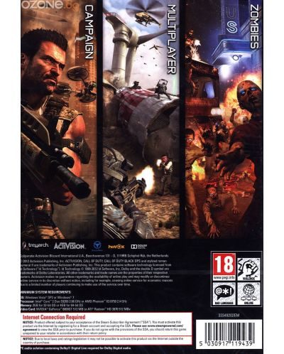 Call of Duty: Black Ops II (PC) - 3