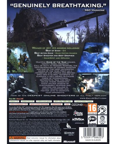 Call of Duty 4: Modern Warfare - Classics (Xbox One/360) - 3
