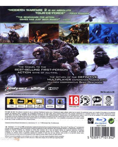 Call of Duty: Modern Warfare 2 - Platinum (PS3) - 2