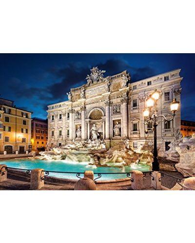 Puzzle Castorland de 500 piese - Fontana di Trevi - 2