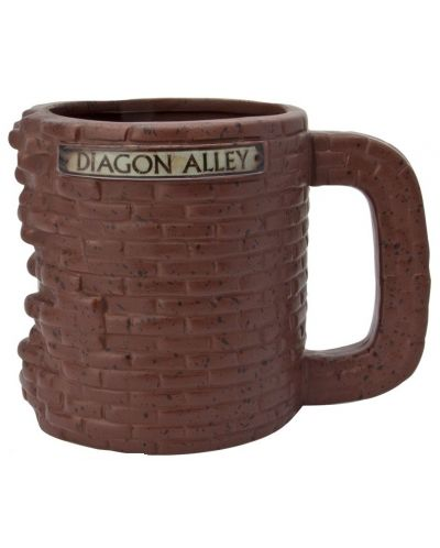 Cana 3D ABYstyle Movies: Harry Potter - Diagon Alley, 500 ml - 1