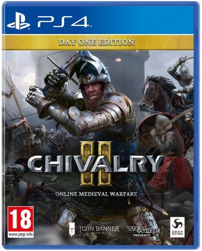 Chivalry II Day One Edition (PS4) - 1