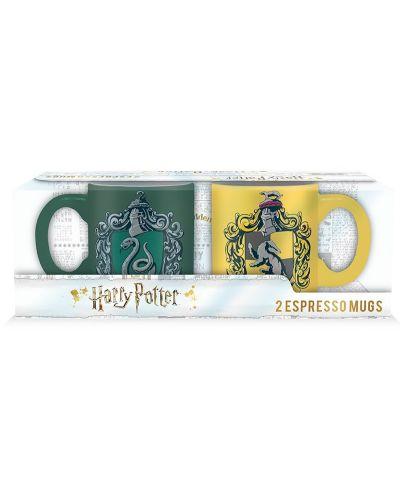 Cani pentru espresso ABYstyle Movies: Harry Potter - Slytheryn & Hufflepuff - 4