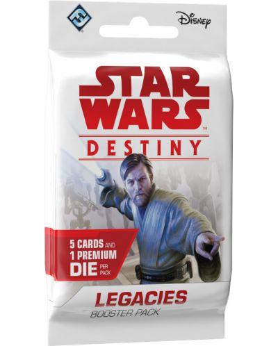 Star Wars Destiny - Legacies Booster Pack - 1