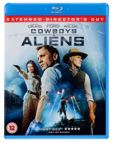 Cowboys & Aliens, Extended Director's Cut (Blu-Ray) - 1