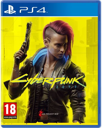 Cyberpunk 2077 - Day One Edition (PS4) - 3