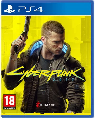 Cyberpunk 2077 - Day One Edition (PS4) - 1