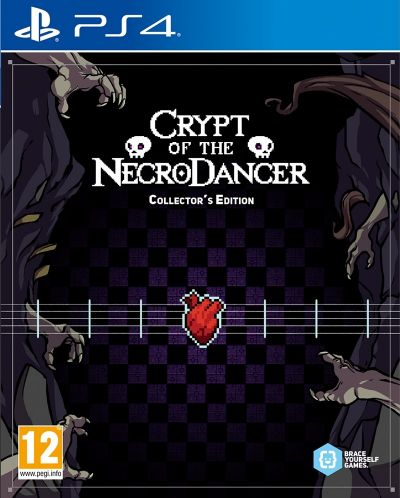 Crypt Of The Necrodancer Collector's Edition (PS4) - 1