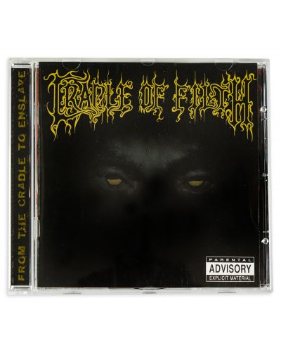Cradle Of Filth - From the Cradle to Enslave (CD) - 1