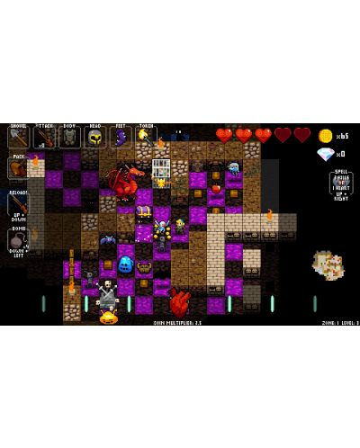 Crypt Of The Necrodancer (PS4) - 6