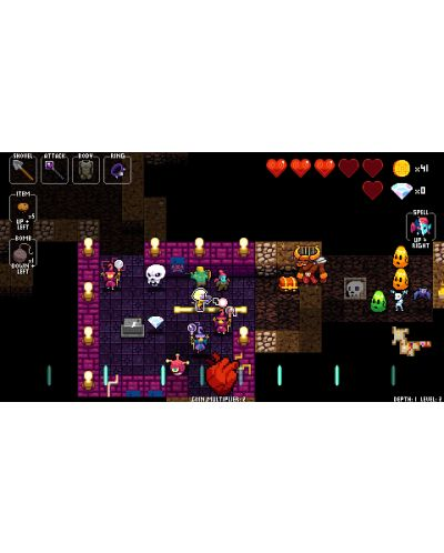 Crypt Of The Necrodancer Collector's Edition (PS4) - 7