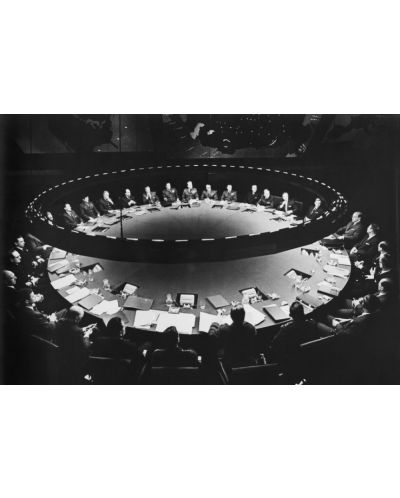 Dr. Strangelove or: How I Learned to Stop Worrying and Love the Bomb (Blu-ray) - 10