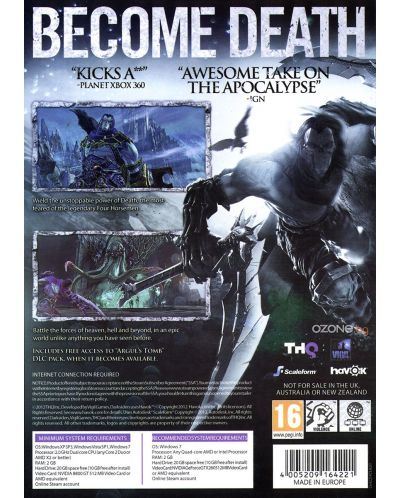Darksiders II - Limited Edition (PC) - 3