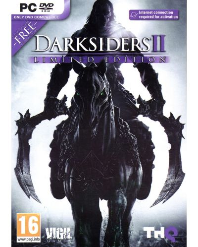 Darksiders II - Limited Edition (PC) - 1