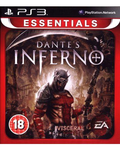 Dante's Inferno - Essentials (PS3) - 1