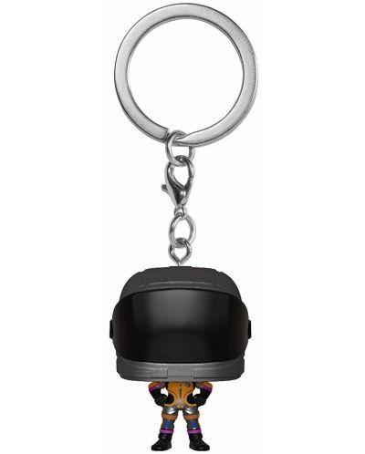 Breloc Funko Pocket Pop! Fortnite - Dark Vanguard, 4 cm - 1
