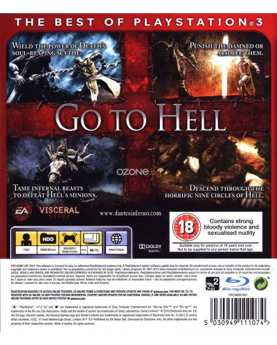 Dante's Inferno - Essentials (PS3) - 15