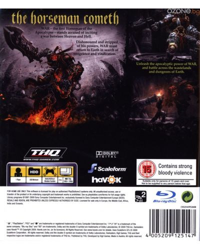 Darksiders (PS3) - 3
