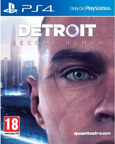 Detroit: Become Human (PS4) - 1