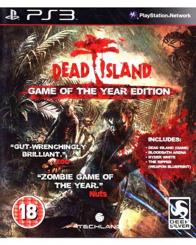 Dead Island GOTY (PS3) - 1