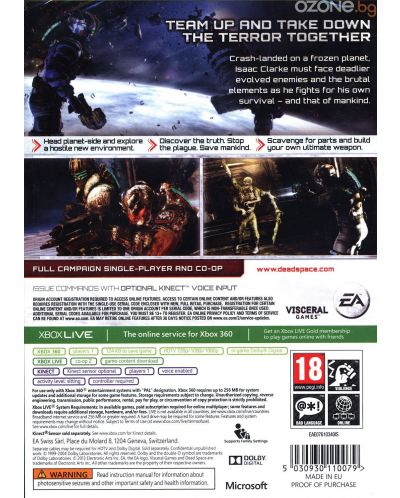 Dead Space 3 (Xbox One/360) - 3