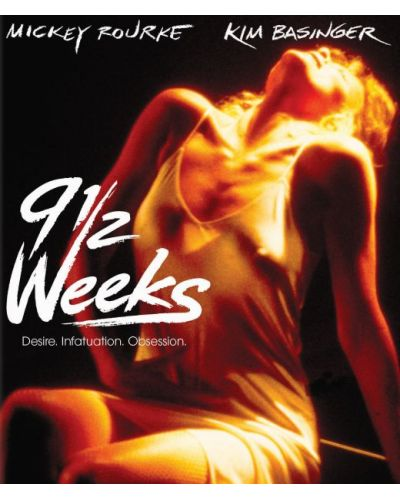 Nine 1/2 Weeks (Blu-ray) - 1