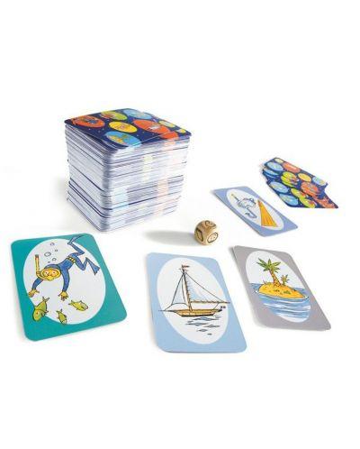 Joc cu carti pentru copii Djeco - Bla Bla Bla - 2