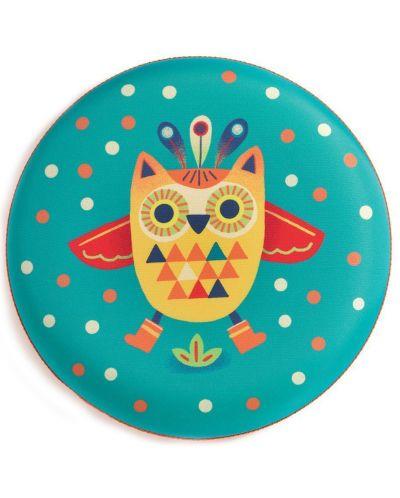 Frisbee pentru copii Djeco - Flying Owl - 2
