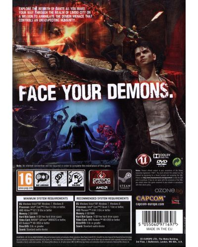 DmC Devil May Cry (PC) - 3