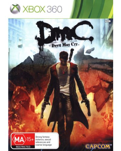 DmC Devil May Cry (Xbox 360) - 1