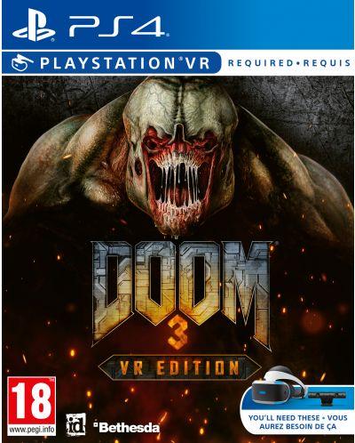 DOOM 3 VR (PS4) - 1