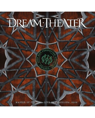 Dream Theater - Master of Puppets - Live in Barcelona (2002) (CD Digipack) - 1
