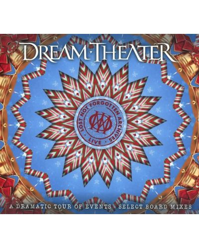 Dream Theater - Lost Not Forgotten Archives: A Dramatic Tour Of Events (2 CD) - 1