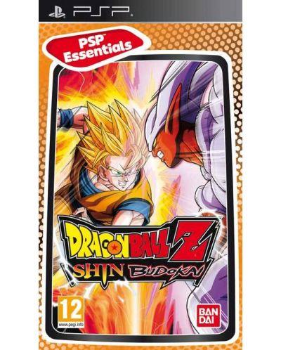 Dragonball Z: Shin Budokai (PSP) - 1