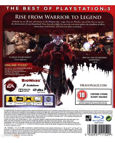 Dragon Age II - Essentials (PS3) - 6