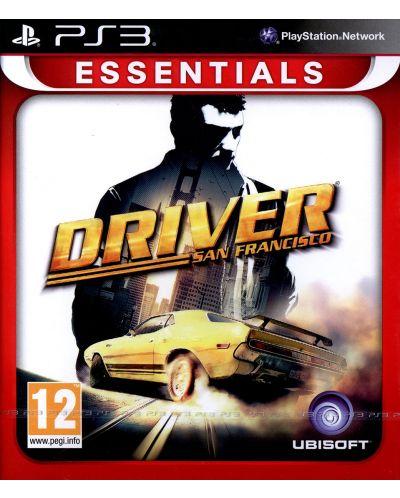 Driver San Francisco - Essentials (PS3) - 1