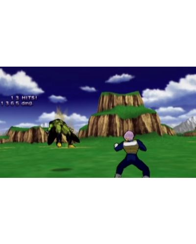 Dragonball Z: Shin Budokai (PSP) - 5