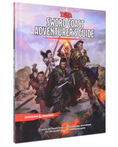 Joc de rol Dungeons & Dragons - Sword Coast Adventure Guide - 1